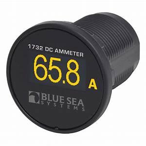 Mini Oled Boat Ammeter