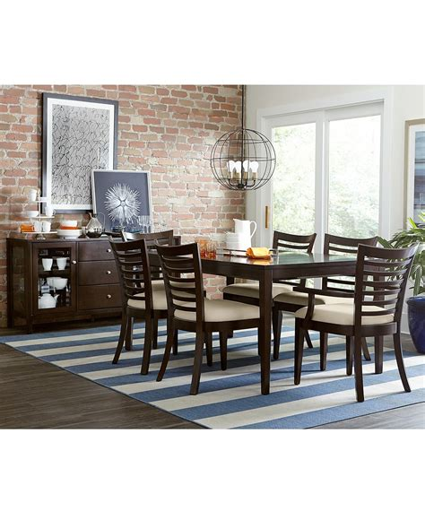 brisbane dining furniture collection dining room collections furniture macys macys