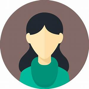 flat-faces-icons-circle-woman-7 – Vet Simpel - Design studio