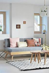 quelle couleur pour un salon 80 idees en photos With idee peinture salon gris