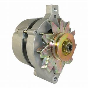 Alternator Ford Car  U0026 Truck Older Models 60 Amp With