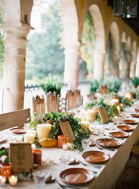 Rustic Spanish Wedding Inspiration
