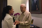 李凈瑜拜會 楊憲宏向李登輝形容:中國就像綁匪,只有綁匪不告訴你人在哪-風傳媒