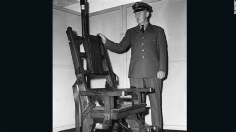electric chair executions in us penalty past looms boston jury selection cnn