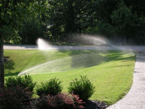 landscaping irrigation systems cincinnati lawn sprinkler systems sprinkler installation tepe landscaping
