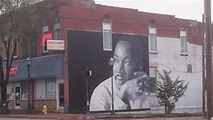 Mural Martin Luther King Blvd (2) - The Vagrant One