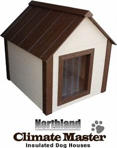 Insulated dog house for Insulated dog houses for winter