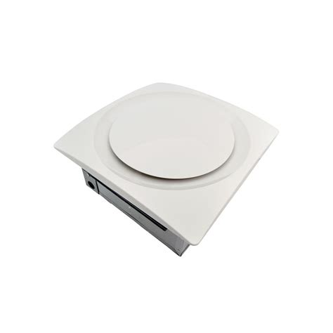 aero pure bathroom fan aero pure slim fit 90 cfm energy star bathroom exhaust fan