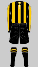 Aberdeen - Historical Scottish Football Kits