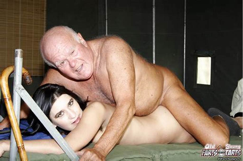 #Dirty #Grandpa #Loves #To #Pound #A #Hairy #And #Wet #Teenage #Pussy