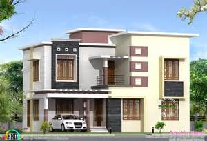 Box Houses Design by June 2016 Kerala Home Design And Floor Plans