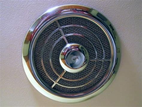 How To Clean Kitchen Exhaust Fan Cover by Get Your Nos Vintage Exhaust Fan Grille Cover While The