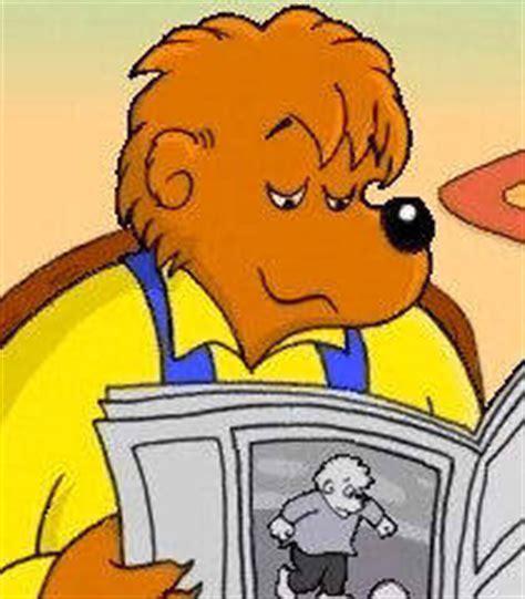 papa  bear voice berenstain bears franchise