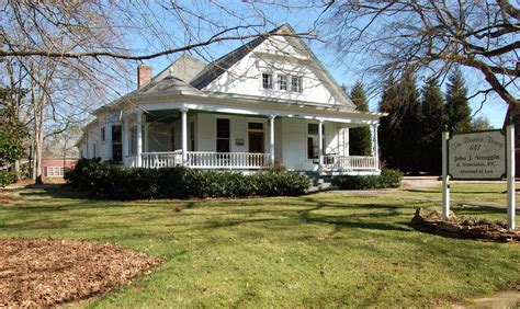 vintage houses historic home tour in roswell georgia