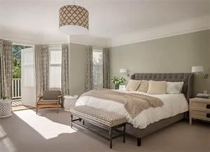 Chambre Grise Et Beige : chambre grise et beige id es d coration int rieure ~ Melissatoandfro.com Idées de Décoration