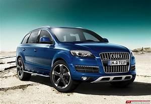 Audi Q7 Sport : official 2014 audi q7 s line style edition and sport edition gtspirit ~ Medecine-chirurgie-esthetiques.com Avis de Voitures