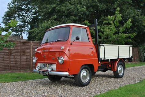 1960 Ford Thames Pickup 400e Drop Side SOLD   Car And Classic