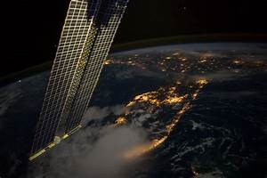 Florida to Louisiana Viewed From the International Space ...