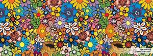 patriotic hippie | Hippie Flowers Facebook Cover / Twitter ...