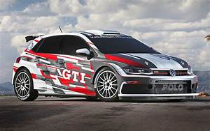 2018 Volkswagen Polo GTI R5 - Wallpapers and HD Images