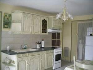 ma cuisine rustique cuisine relookee vous avez relooke With de couleur peinture 7 peinture meuble cuisine avant chouin peinture