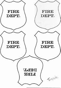 fireman hat template With firefighter hat template preschool