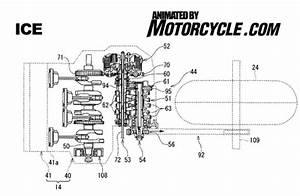 Suzuki Patents Hybrid Motorcycle With Semi