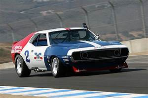 1970 - 1972 Amc Javelin T  A