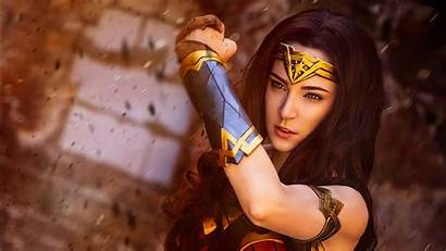 Wonder 4k Cosplay Woman Wallpapers Superheroes Backgrounds