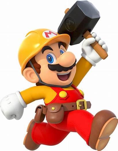 Mario Builder Super Bros Power Hammer Toad