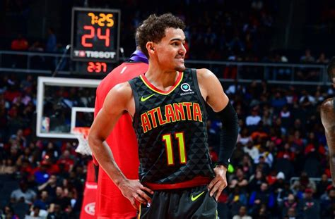 A common question that arises is what is his race and ethnic background, so we decided to take a look for you. Atlanta Hawks: Trae Young's Unforgettable Performance vs. Bulls