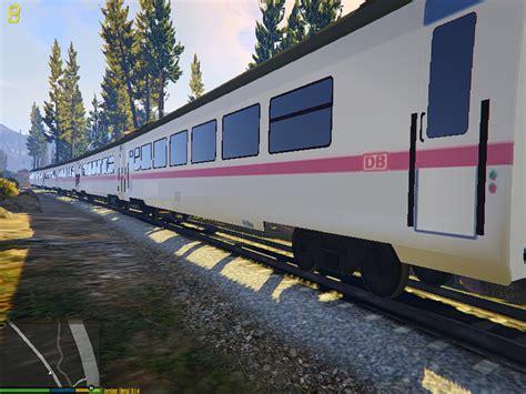 Deutsche Bahn Intercity Wagon