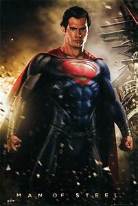 Superman Man of Steel Poster | Steel, Henry cavill and Comic