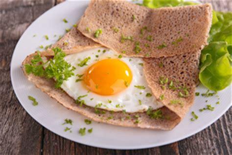 comment cuisiner le sarrasin comment agrémenter sa crêpe au sarrasin
