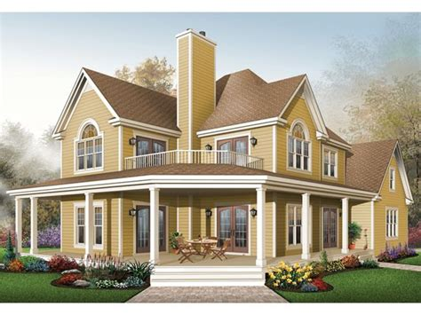 laurel hill country farmhouse country house plans porch house plans country style house plans