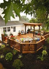 outdoor deck ideas 32 Wonderful Deck Designs To Make Your Home Extremely Awesome