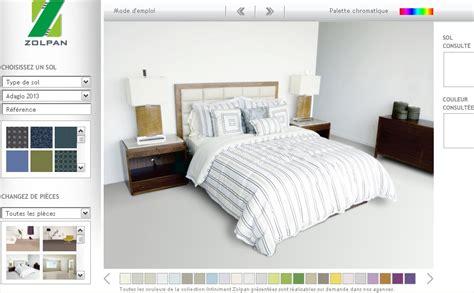 simulation couleur chambre simulation de peinture pour chambre wikilia fr