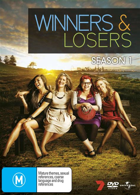 Winners and Losers - Season 1 | DVD | In-Stock - Buy Now ...