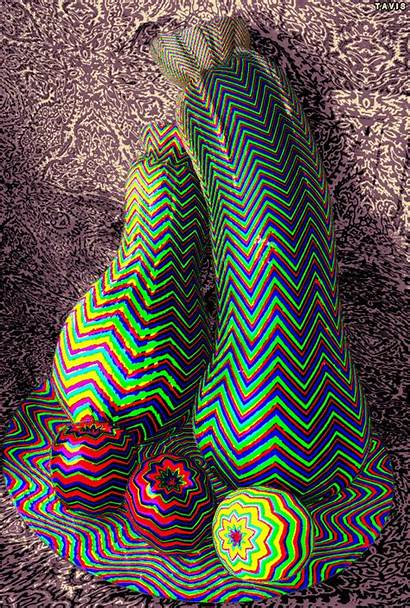 Psychedelic Gifs Still Kitchen Pintura Surrealismo Submitted