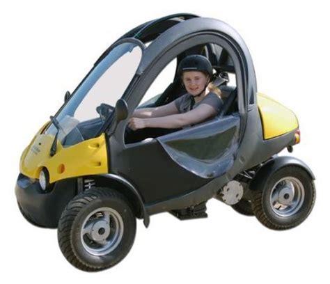 Elec Cars by Qpod City Elec Electric Quadicycle Car Mobility