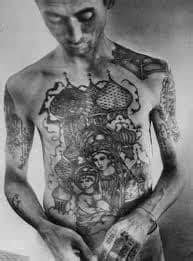What Does Prison Tattoos Mean? | 45+ Ideas and Designs