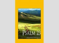 Psalm 23 Nkjv Audio - calendarios HD