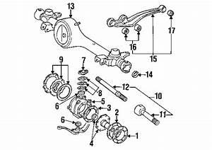 1993 Toyota Land Cruiser Parts