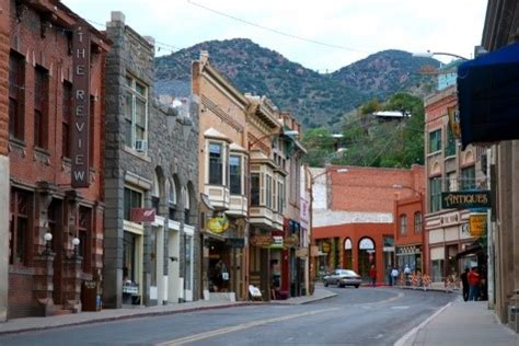 fascinating city  bisbee crs