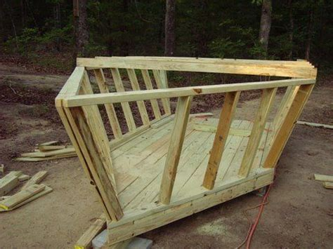 pirate ship playhouse building plans  woodworking