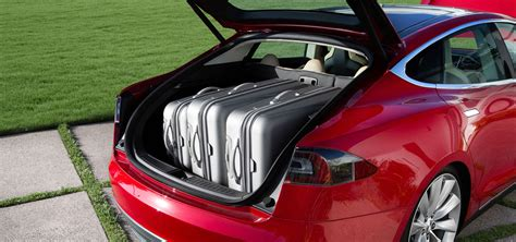 Trunk Space tesla model s pit in trunk photo business insider