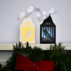Silhouette Christmas Craft Book  Over 60 Printable