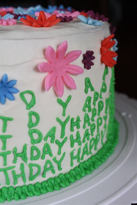 We should give a hugh respect to our mother as we know. Straight to Cake: Mom's Spring Birthday Cake