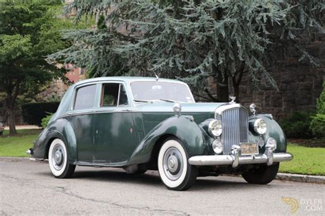 Classic 1954 Bentley R Type For Sale #9107