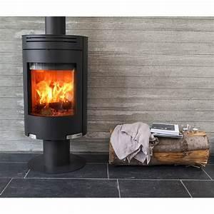 Poele à Bois Qualité : po le bois aduro 1 5 noir 6 kw leroy merlin ~ Premium-room.com Idées de Décoration